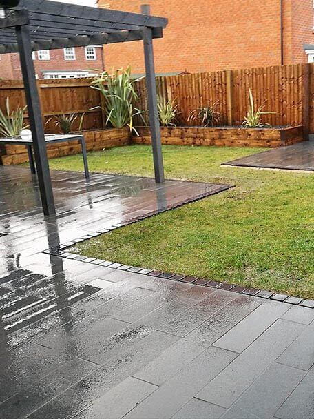 Taurus Landscapes Preston Landscapers Garden Design